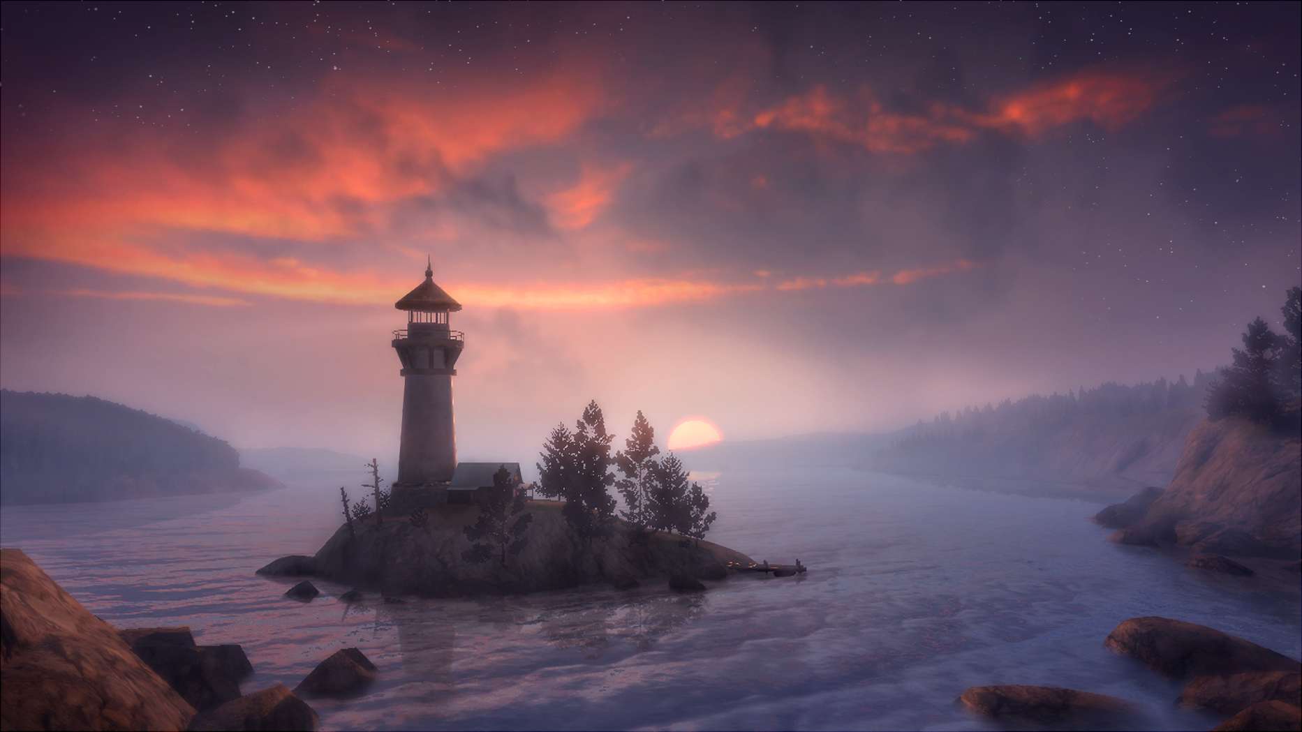 UDK Scene Lighthouse - UDK Scene | Lighthouse