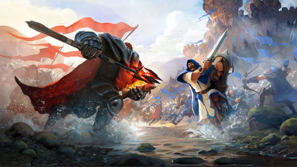Albion Online Wallpaper 00 1024x576 - Egg Punch 2