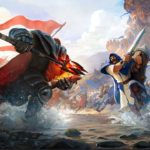 Albion Online Wallpaper Level Designer World Builder Level Artist Denis Armand Albion Online War Thunder Heroes of Might and Magic