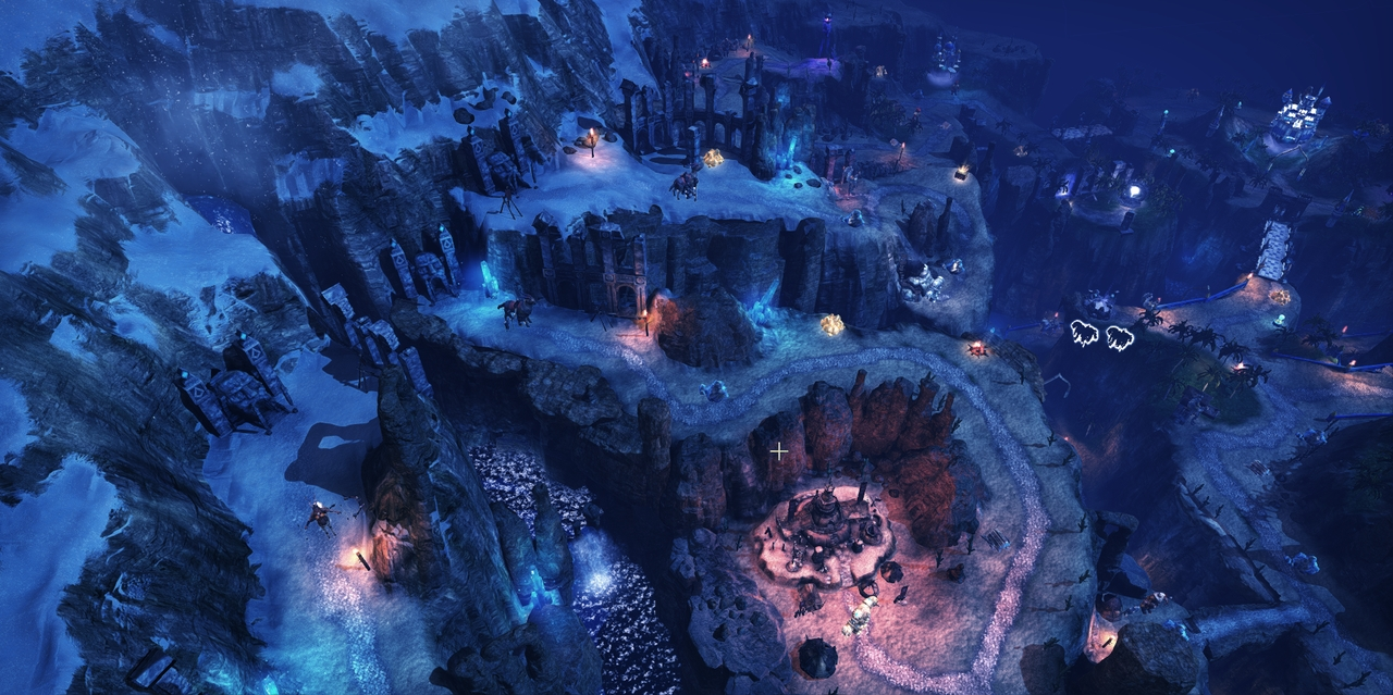 Might Magic Heroes VII Stronghold Campaign Mission 4 001 - HEROES VII   Stronghold Campaign: True to Ourselves