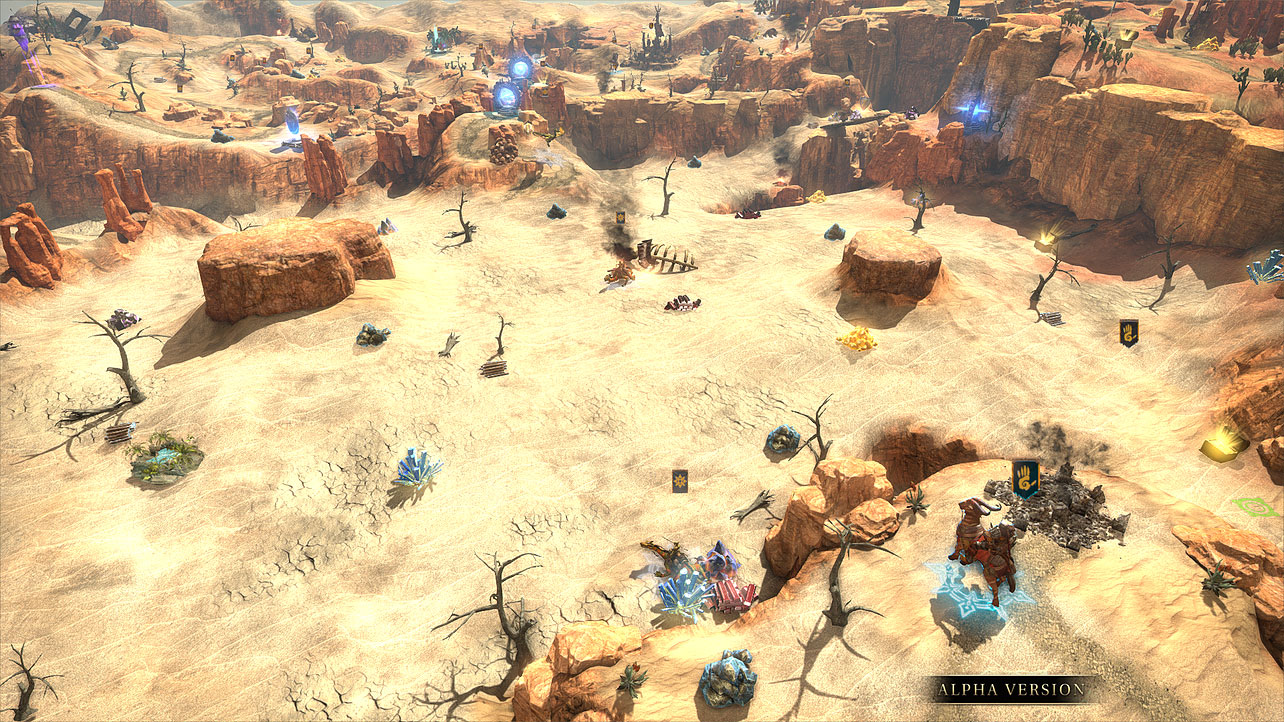 heroes7 stronghold 2 gameplay 01 1 - HEROES VII Stronghold Campaign